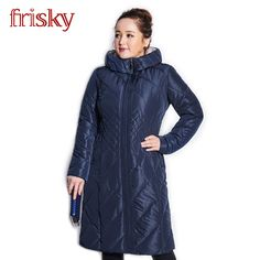 2016 Frisky High-quality Women's Winter Coat Jackets Thick Warm Wind Down Jacket Female Fashion Casual Parkas Plus Size FR2738 #>=#>=#>=#>=#> Click on the pin to check out discount price, color, size, shipping, etc. Save and like it!
