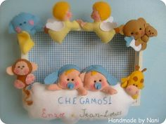 Welcome Enzo and Jean-Louis! by ♥Nanistore♥, via Flickr
