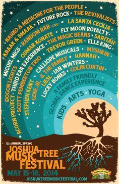 Joshua Tree Music Festivals