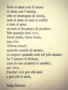 Poetry Quotes, Words Quotes, Love Quotes, Inspirational Quotes, Sayings, Italian Phrases, Italian Quotes, Poem A Day, Tumblr Quotes