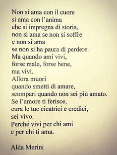 Amo il mio equilibrio instabile,tra saggezza e follia, serenità e rabbia perchè mi rende... Poetry Quotes, Words Quotes, Love Quotes, Inspirational Quotes, Sayings, Italian Phrases, Italian Quotes, Poem A Day, Tumblr Quotes