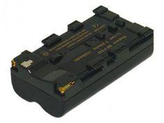 1150mAh Battery FITS NP-F330,NP-F530,NP-F550,Sony HVR-V1J,HVR-Z1,MVC PLM Series #PowerSmart