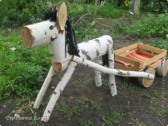 как сделать лошадку для сада: 8 тыс изображений найдено в Яндекс.Картинках