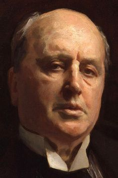 Henry James by John Singer Sargent (spotted this in the last Inspector Lewis episode)
