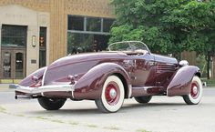 Hull City Forum - O/T automobile nirvana. Cord Automobile, Vintage Cars, Antique Cars, Auburn Car, Hull City, Old Classic Cars, Vintage Classics, Collector Cars, Hot Cars