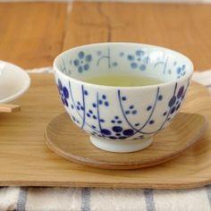 光琳梅 煎茶碗   和食器/ゆのみ/湯飲み/おもてなし食器/...|テーブルウェア イースト【ポンパレモール】