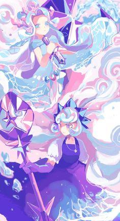 Cookie Run, Kyoto Animation, Anime Neko, Art Inspo, Character Art, Fairy Tales, Fan Art, Cookies, Running