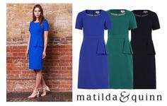 Come along and shop our Eva dresses in our #boutique shop. Available in 3 colours. #islington #londonshopping #madeinbritain #madeintheuk #weekend #Saturday #weekendshopping #dresschoice