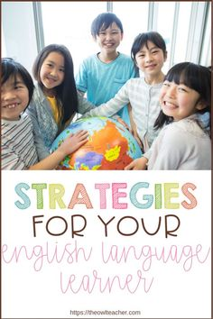 We all have experienced English Language Learners at some point during our teaching careers. Learn some strategies to help both you and them be successful! English Language Learners, French Language Learning, Teaching English, Dual Language, Spanish Language, Learning Spanish, Learn English, Language Arts, Teaching Career