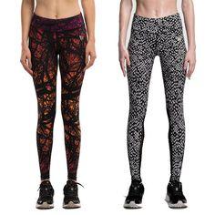 Compression Elastic Tights Female Exercise Sports Fitness Jogging Slim – Bestseller Outlets