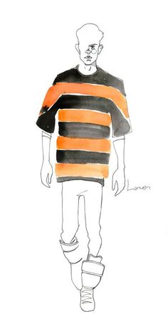 Aw 2012 Lanven Illustration by Sara Ligari