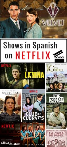 Spanish Netflix shows