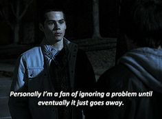 ** Teen Wolf Dylan O