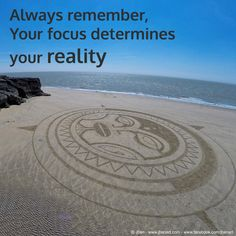 Always #remember, your #focus determines your #reality