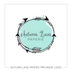 This listing is for a customizable pre-made Teal Watercolor Circle Arrow Logo. Put your company& name on it today! Modern Logo Design, Custom Logo Design, Design Web, Brand Design, Graphic Design, Watercolor Circles, Watercolor Logo, Shabby Chic Logo, Tribal Logo