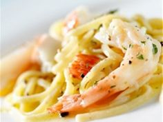 "The recipe! At last!! ""Bayou Bay's Seafood Pasta Recipe"""