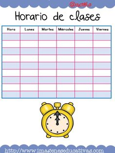 AGENDA ESCOLAR 2016 2017 IE (20) Timetable Planner, Pen Pal Letters, Spanish 1, Primary Music, Note Paper, Teacher Hacks, Home Schooling, Clip Art, Printables