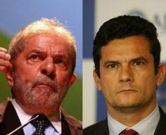 Lula e Moro. Fotos: EstadãoÀs 14 horas desta quarta-feira, 10 de maio de 2017, o ex-presidente Luiz Inácio Lula da Silva tem compromisso marcado com a Justiça Federal, no Paraná. O líder máximo do PT …
