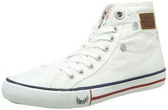 Kaporal  Icarus,  Damen Sneakers , Weiß - Weiß - weiß - Größe: 37 - http://on-line-kaufen.de/kaporal/37-kaporal-icarus-damen-sneaker-2