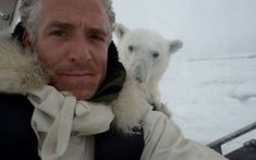 Scottish wildlife filmmaker Gordon Buchanan journeyed to Svalbard, the northern-most region of Arctic Norway, to document the lives of three polar bears, Sloth Bear, Bear Cubs, Polar Bears, Shark Cage, Bear Attack, Bbc Two, Thing 1, Bbc America, Cool Landscapes