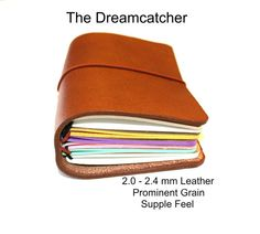 Midori Travelers Notebook EXTRA WIDE SIZE by LeatherPlannersPlus