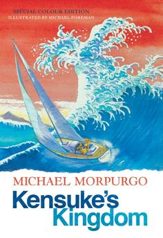 BY Michael Morpurgo. ADVENTURE. Washed up on an island in the Pacific, Michael struggles to survive on his own. He can't find food, he can't find water. In the end he curls up to die. When he wakes, there is a plate beside him of fish, of fruit, and a bowl of fresh water. He is not alone