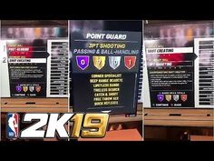 473959757637a1 MORE NBA 2K19 ARCHETYPE ATTRIBUTE   BADGES (PG