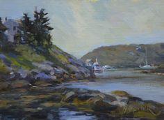 Paintings by Stan Moeller