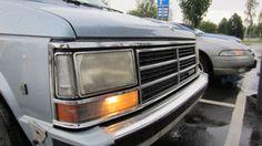 Dodge Caravan 1989 and Chrysler Stratus 1996