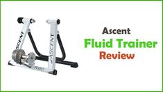 Ascent Fluid Trainer Review – Cheap But Premium Fluid Trainer ExerciseBikeReviewer Indoor Bike Trainer, Bike Equipment, Looking To Buy, Being Ugly, Trainers, Exercise, Reading, Cycling, Check