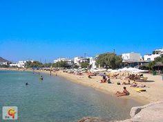 Agia Anna, Naxos, Greece