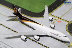 GeminiJets 1:400 UPS Boeing 747-8F New Colors