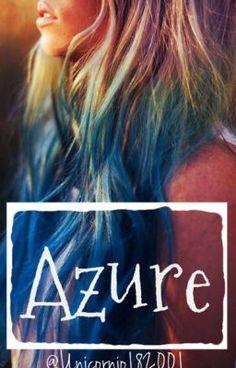 Azure #wattpad #lobisomens