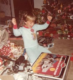 Christmases in the 60's and 70's were GREAT!