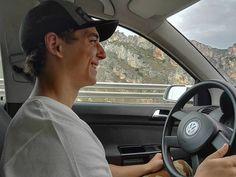 "Miguel Herrán on Instagram: ""Primer viaje en coche a Vitoria! :D"" Really Good Movies, Fine Men, I Love Him, My Boys, Actors & Actresses, Crushes, It Cast, My Dream, Celebrity"