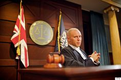 Judge Rinder: 9 Facts In 90 Seconds On The ITV Daytime Star, Barrister And BFF Of Benedict Cumberbatch