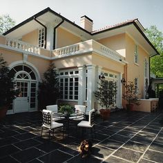 Beautiful Exterior and patio