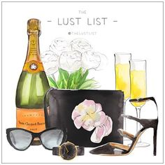 LUST LIST | Friday Party Vibes #thelustlist