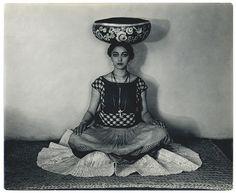 Rosa Covarrubias circa 1926 by Edward Weston