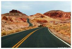 Landscape Photographs Of Beautiful Roads Beautiful Roads, Beautiful Streets, John Legend, Desert Road, On The Road Again, Landscape Photographers, Monument Valley, Road Trip, Environment