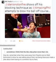 bbc ships PHAN pass it on
