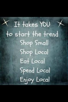 1000 Images About Shop Small On Pinterest Shop Local