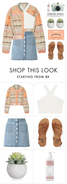 """Summer Jackets"" by lover-of-pie ❤ liked on Polyvore featuring Etro, BCBGMAXAZRIA, Miss Selfridge, Billabong and Tocca"