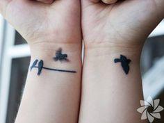 Minimal dövmeler... #dövme #tattoo