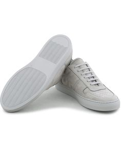 Common Projects B Ball Sneaker Grey Nubuck Common Projects, Girls Sneakers, Converse, Grey, Design, Fashion, Sneakers For Girls, Gray, Moda