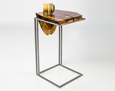 Russell Coffee Table by AntonMakaDesigns on Etsy