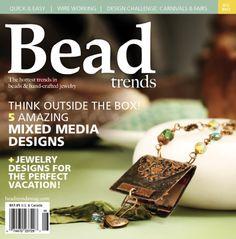 Bead Trends Magazine: August 2012 | Northridge Publishing