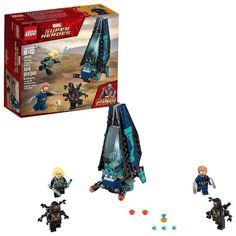 LEGO Marvel Super Heroes Avengers Infinity War The Hulkbuster Smash-Up Set #7610