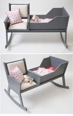 From Stylish Eve: Baby rocking chair !