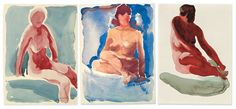 Ahead of her major new retrospective at London's Tate Modern, AnOther reflects on some of the feminist artist's early works in watercolour, courtesy of a new monograph